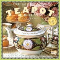 2019 the Collectible Teapot & Tea Wall Calendar by Workman Publishing