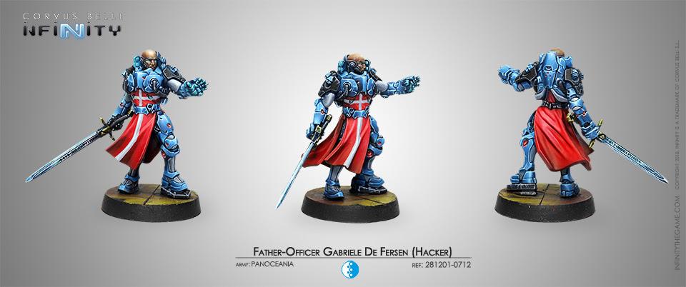 Infinity: Father-Officer Gabriele De Fersen (Hacker) image