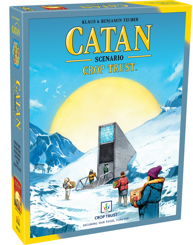 Catan Scenario: Crop Trust - Game Expansion