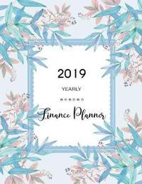 2019 Finance Planner by Privi Miles