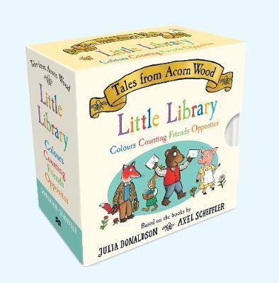 Tales From Acron Wood Little Library by Julia Donaldson