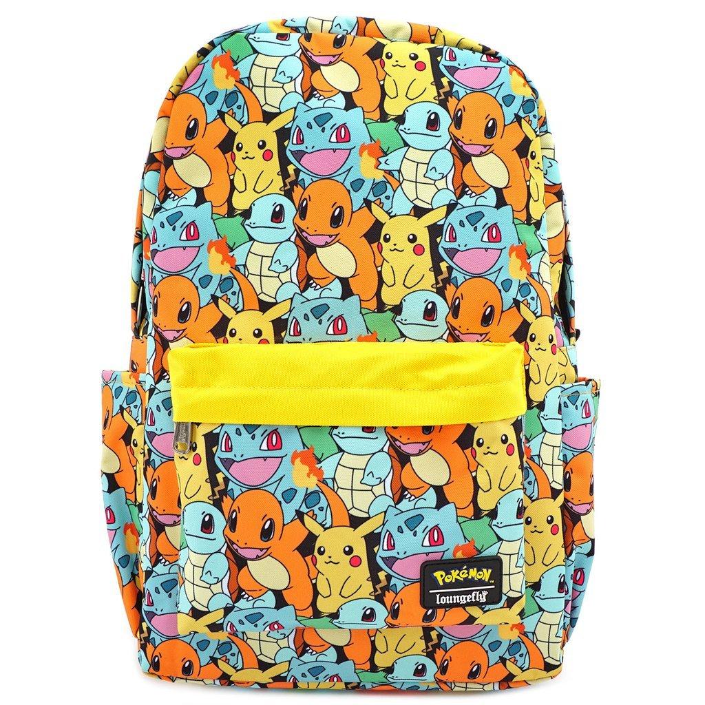 Loungefly: Pokemon - Starters Backpack image