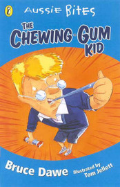 The Chewing Gum Kid by Bruce Dawe image