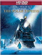 The Polar Express on HD DVD