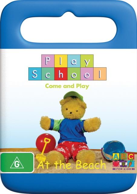 Play School - At The Beach on DVD