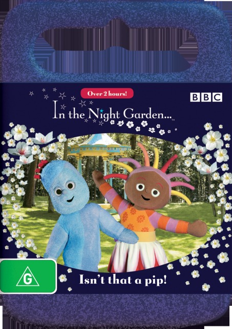 In The Night Garden - Isn't That A Pip on DVD