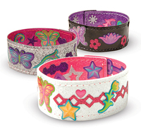 Melissa & Doug: Make-Your Own Bracelets Fashion Craft Set