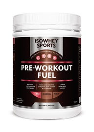IsoWhey Sports Pre-Workout Fuel - Berry (500g)