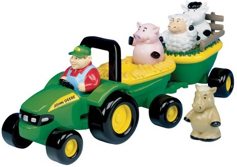 John Deere: Animal Sounds Hayride