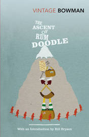The Ascent Of Rum Doodle by W.E. Bowman image