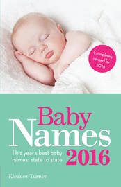 Baby Names by Eleanor Turner