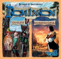 Dominion - Guilds & Cornucopia