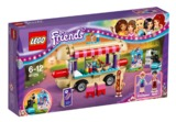LEGO Friends: Amusement Park Hot Dog Van (41129)