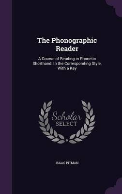 The Phonographic Reader by Isaac Pitman image