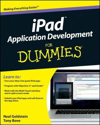 iPad Application Development For Dummies by Neal Goldstein image