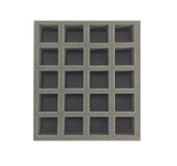 Battlefoam: Guild Ball Small Player Foam Tray (PP.5-2)