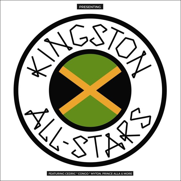 Presenting Kingston All-Stars [Limited Edition] (LP) by Kingston All-Stars