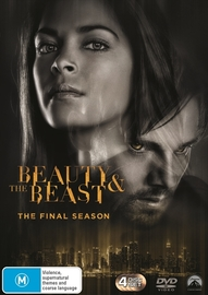 Beauty And The Beast - Season 4 on DVD