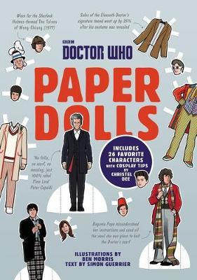 Doctor Who: Paper Dolls by Simon Guerrier image