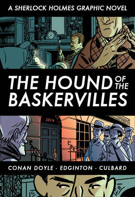 Hound of the Baskervilles by Arthur Conan Doyle