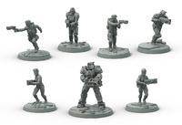 Fallout: Wasteland Warfare Brotherhood of Steel Core Box