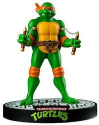 "TMNT: Michelangelo - 12"" Limited Edition Statue"