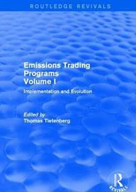 Emissions Trading Programs