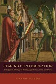 Staging Contemplation by Eleanor Johnson