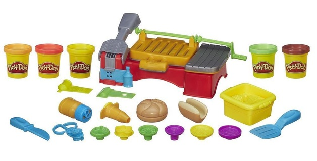 Play-Doh: Kitchen Creations - Cookout Creations Playset