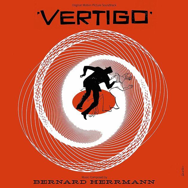 Vertigo (Original Motion Picture Soundtrack) by Bernard Hermann