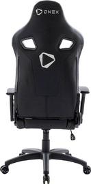 ONEX GX5 Gaming Chair (Black & White) for