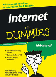 Internet Fur Dummies by Carol Baroudi image