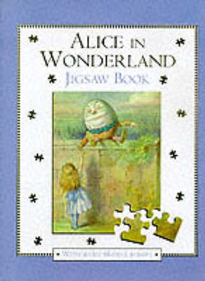 Alice in Wonderland: Jigsaw Book by Lewis Carroll image