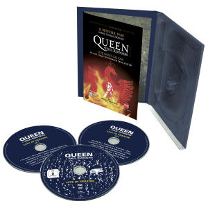Live in Ukraine - Special Limited Edition (DVD/2CD) by Queen + Paul Rodgers