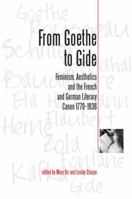 From Goethe To Gide image