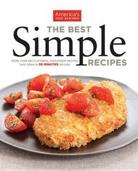 The Best Simple Recipes by America's Test Kitchen image