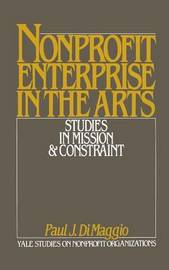 Non-Profit Enterprise in the Arts