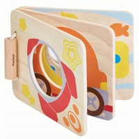 PlanToys - Mirror Baby Book