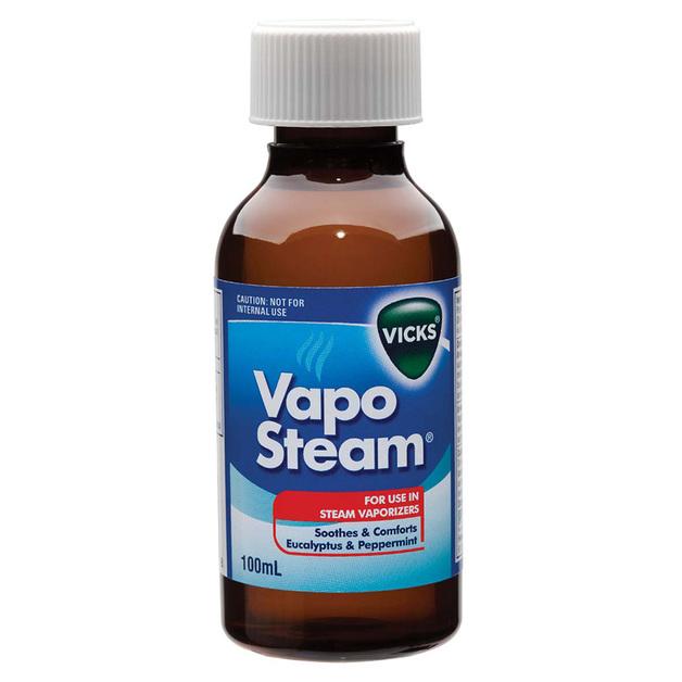 Vicks Vapo Steam Inhalant (100ml Bottle)