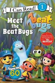 Beat Bugs: Meet the Beat Bugs by Anne Lamb image