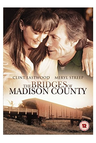 The Bridges of Madison County on DVD