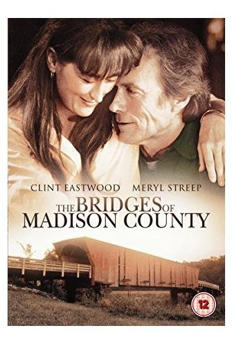 The Bridges of Madison County on DVD