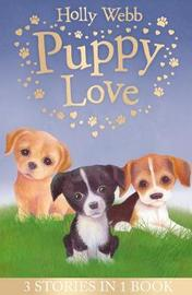 Puppy Love by Holly Webb image