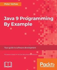 Java 9 Programming By Example by Peter Verhas image