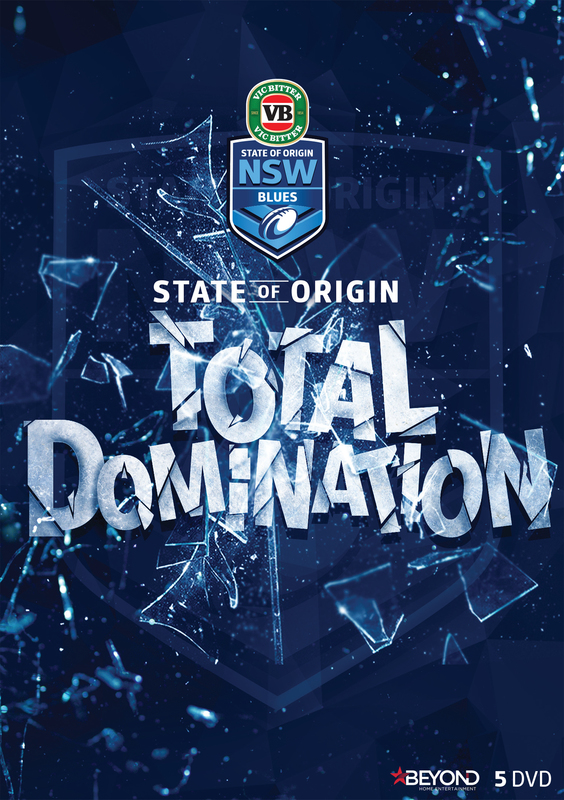 State of Origin Total Domination: New South Wales on DVD
