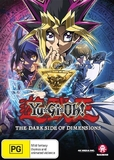 Yu-gi-oh: The Dark Side Of Dimensions on DVD