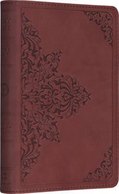 Compact Bible-ESV-Filigree Design