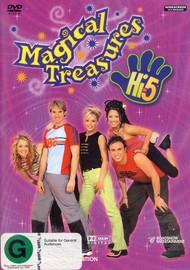 Hi-5 - Magical Treasures on DVD image