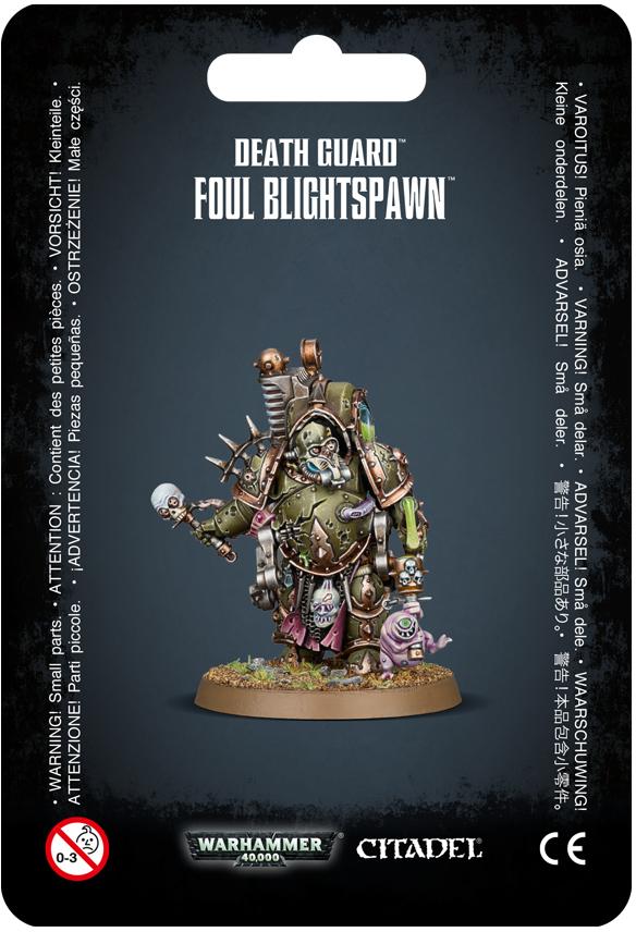 Warhammer 40,000: Death Guard - Foul Blightspawn image