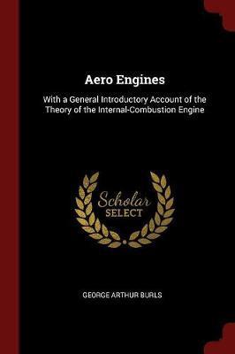Aero Engines by George Arthur Burls image